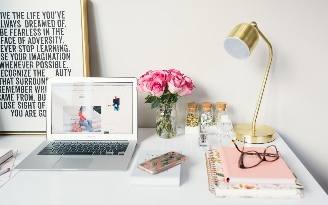 Clear the Energy of Your Home Office